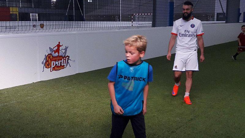 Futsal Perpignan Complexe sportif du Roussillon
