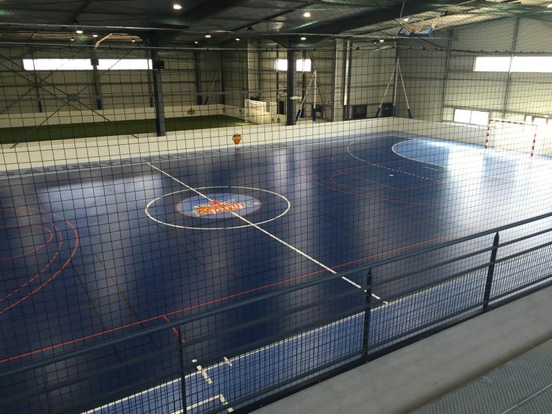 Championnat de futsal inter-entreprises en Occitanie