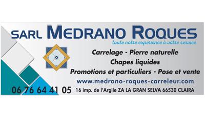 SARL Medrano ROQUES