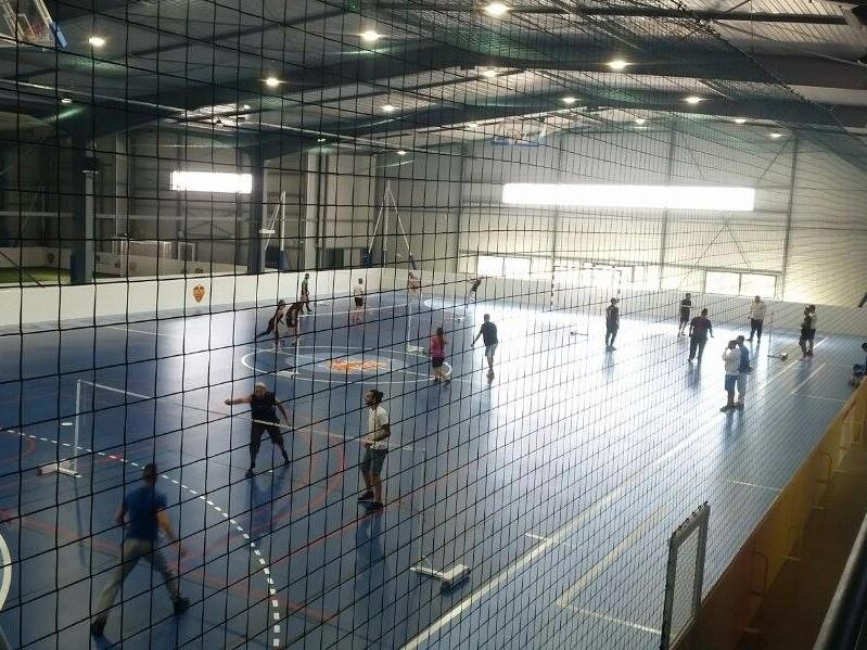 Badminton sur Perpignan