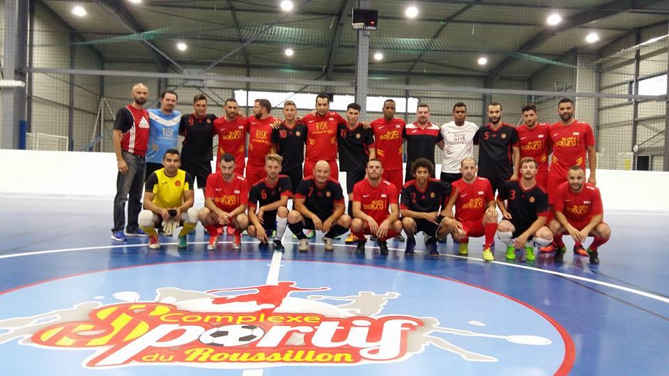 Inauguration du Complexe Sportif du Roussillon