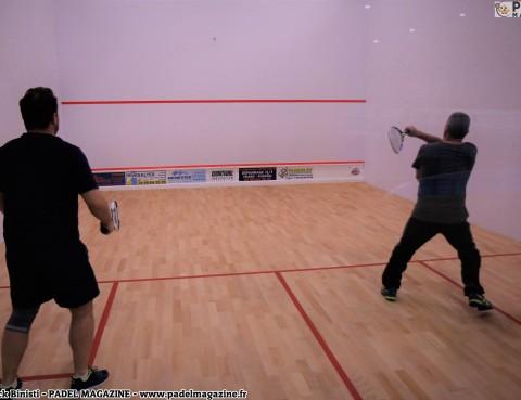 Squash sur Perpignan