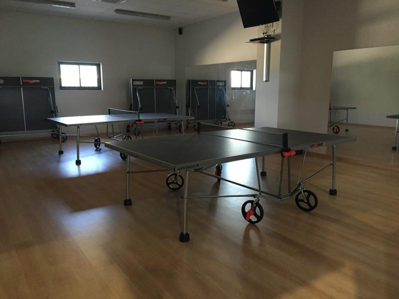 Visite guidée d'un Complexe Sportif à Perpignan