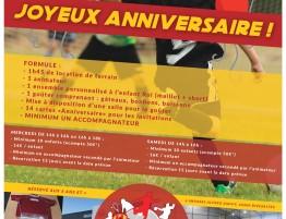 Fêter votre anniversaire de futsal sur Perpignan