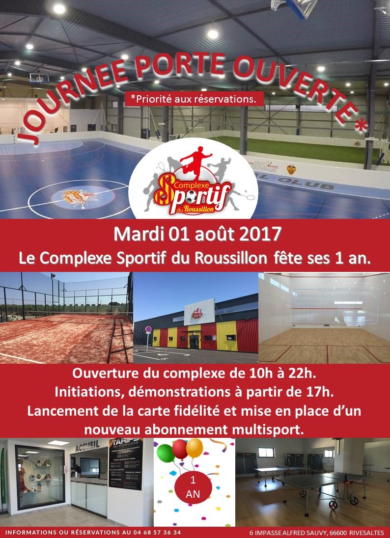 Complexe Sportif 66
