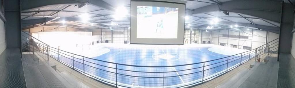 Le complexe sportif du roussillon retransmet en direct - Retransmission coupe davis ...