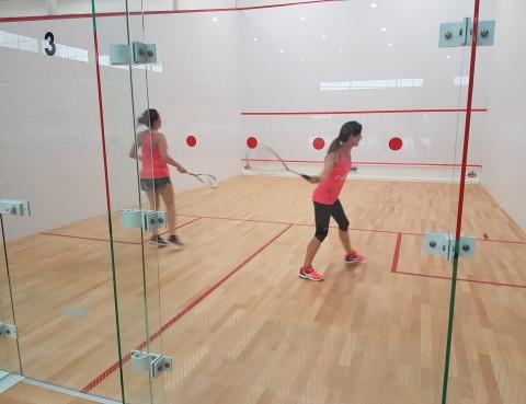 tournoi de Squash dans le 66