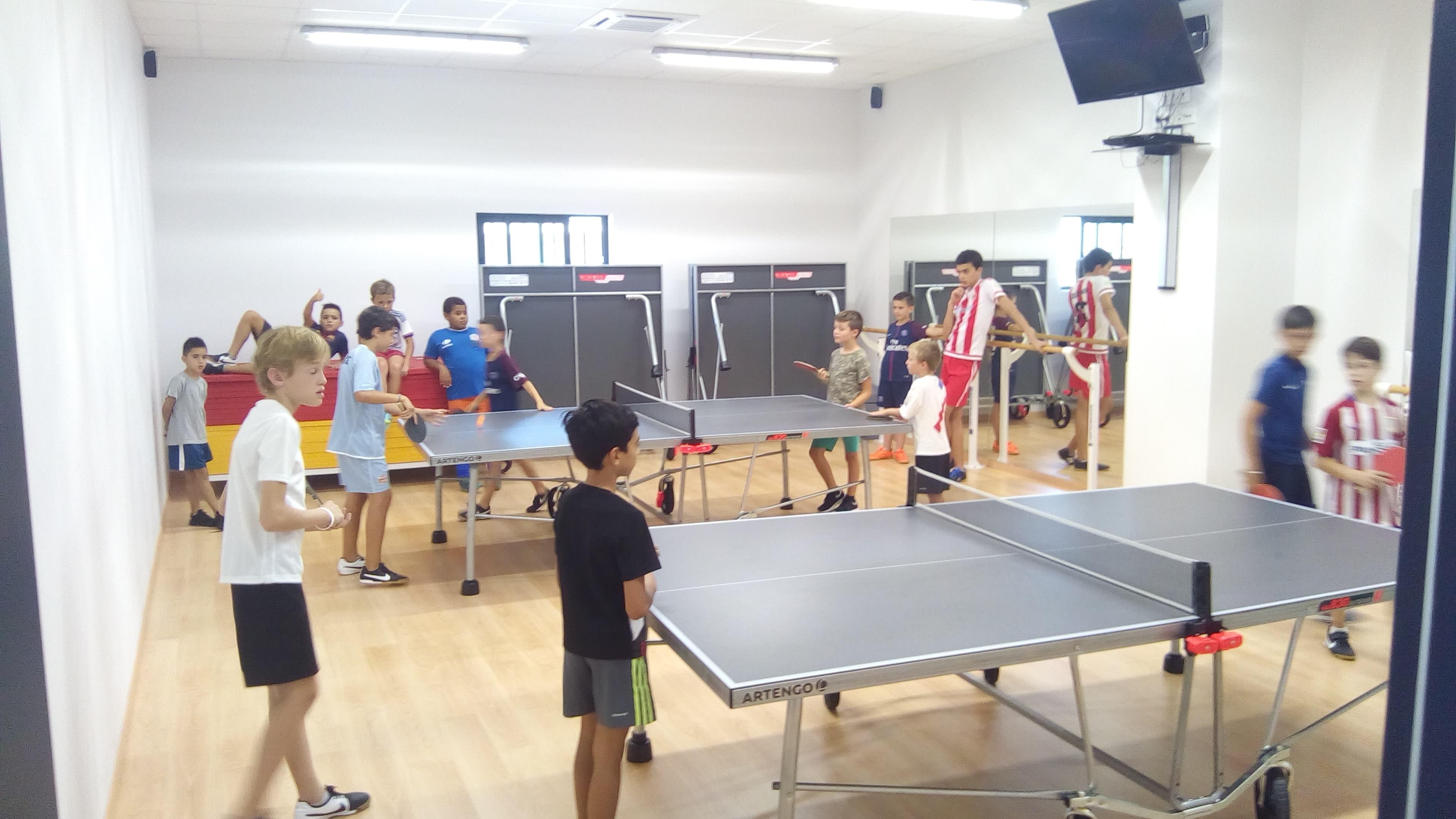 stage multisports sur Rivesaltes