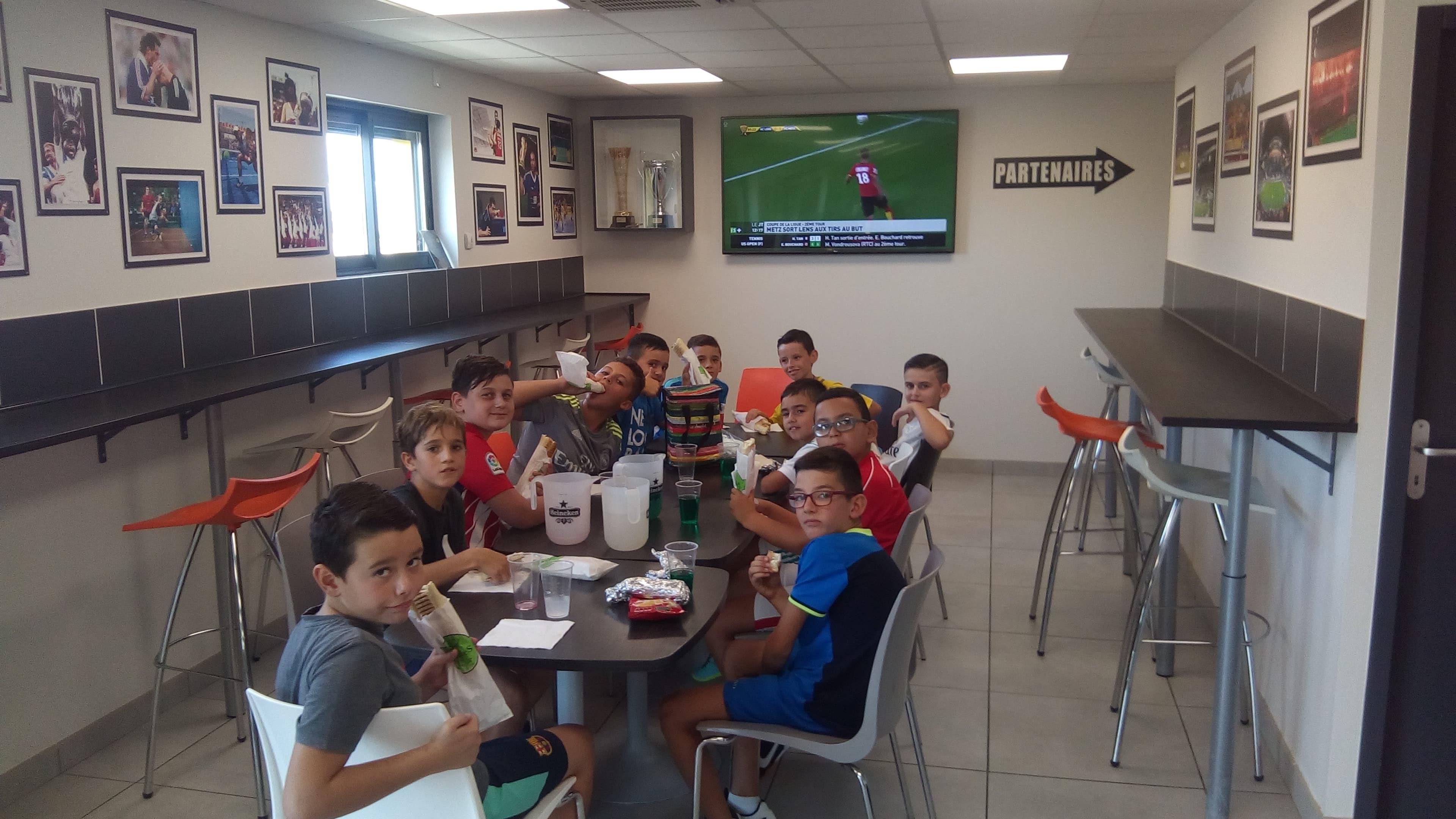 Stage enfants en Occitanie