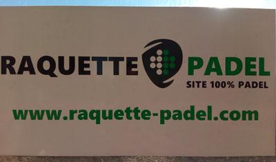 RAQUETTE PADEL